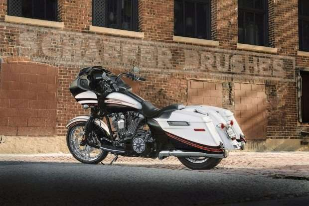 Harley-Davidson Road Glide Special FLTRXS customized