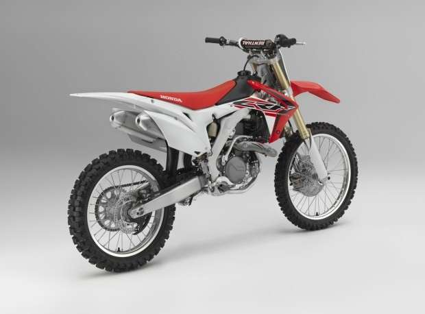Retro dell'Honda CRF250R M