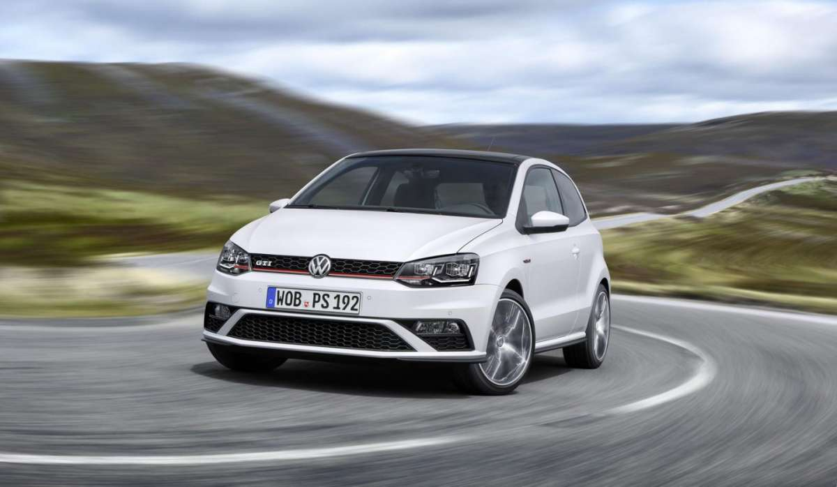 Volkswagen Polo GTI 2015 restyling