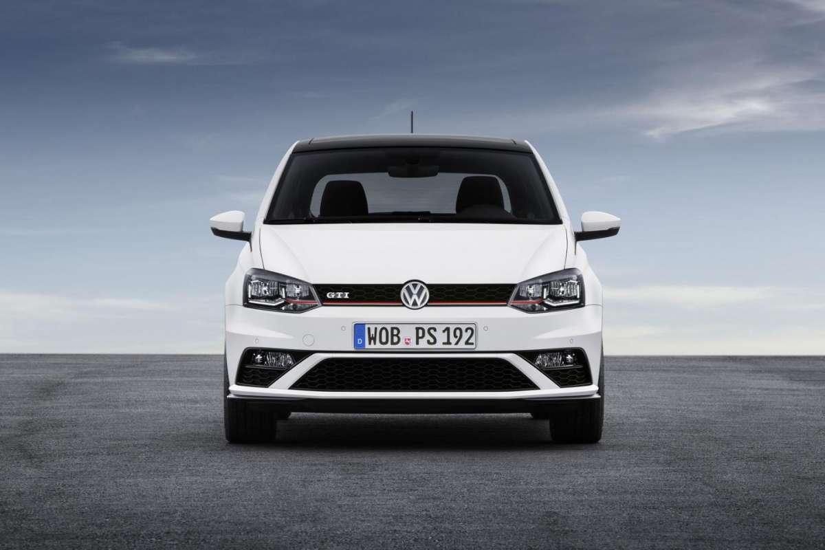 Nuovo frontale Polo GTI