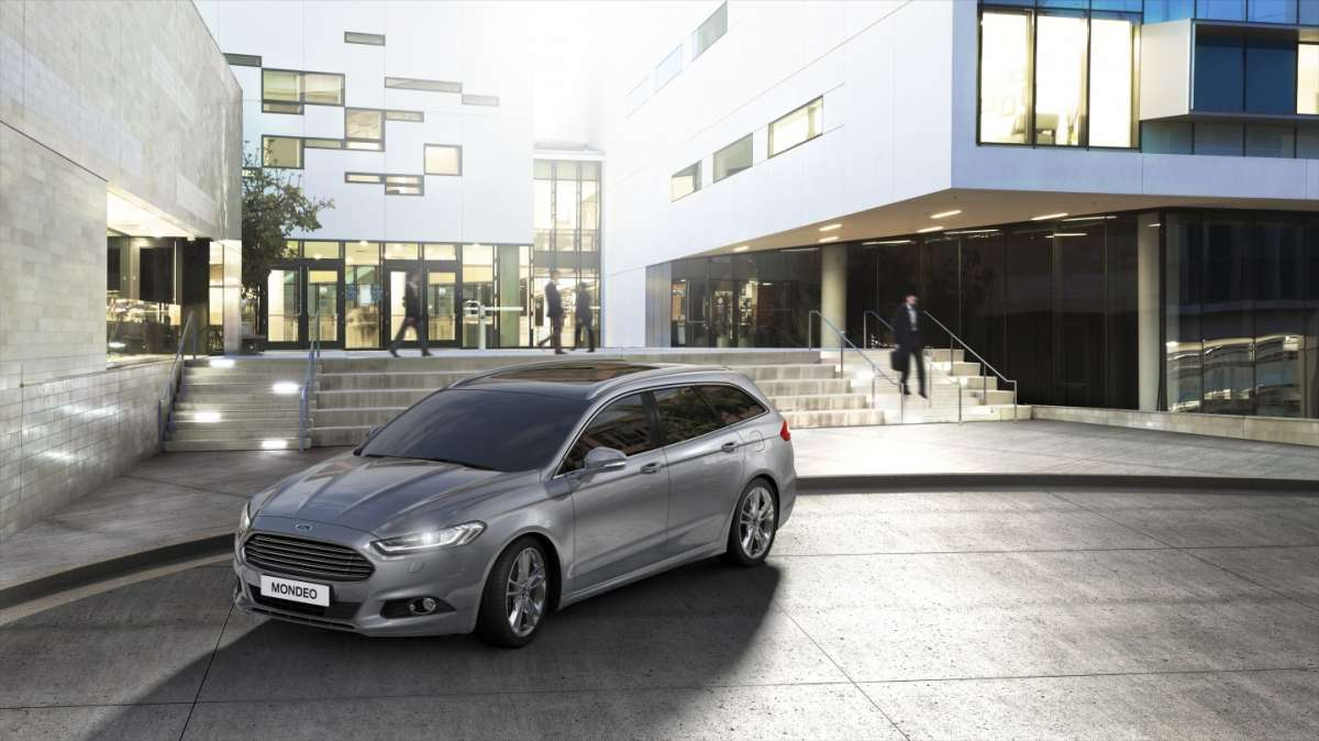 Nuova Ford Mondeo SW 2015