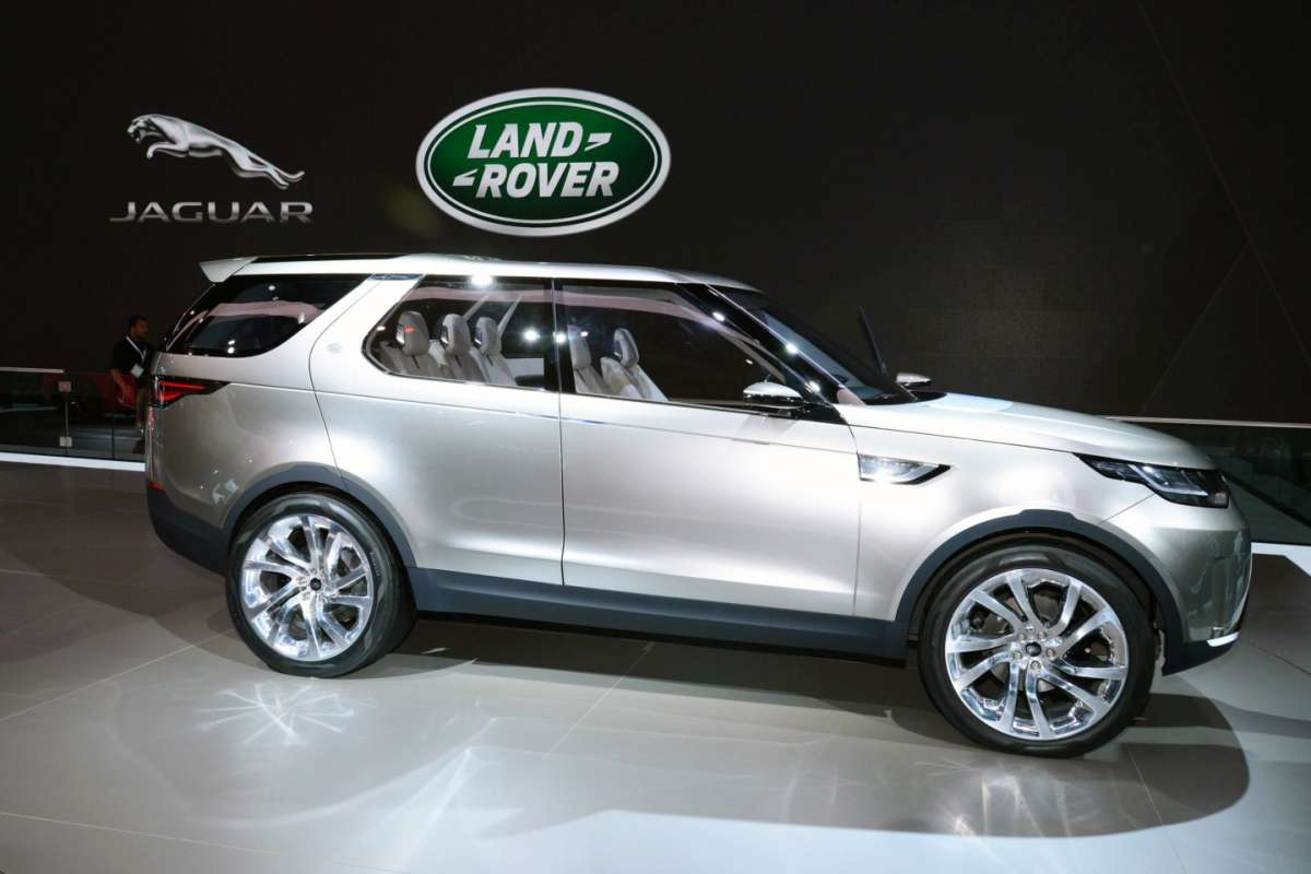 Land Rover Discovery Sport, dimensioni