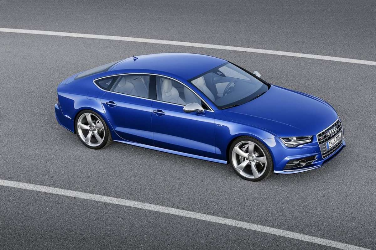 Audi A7 2015 laterale