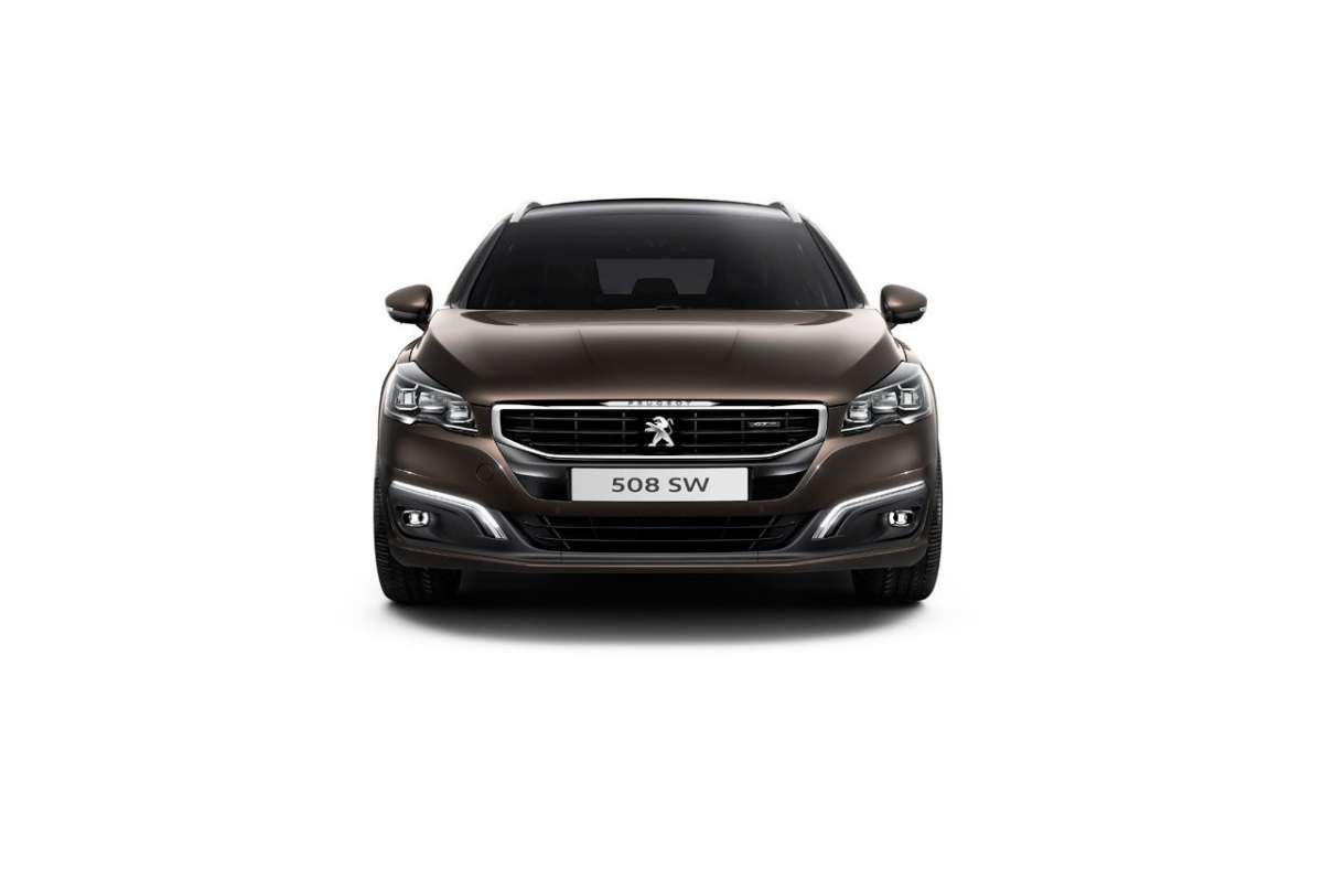 Peugeot 508 restyling muso