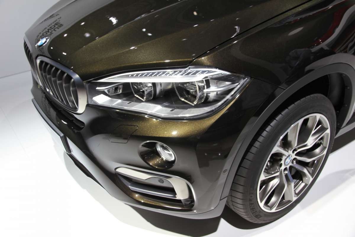 BMW X6 2015 musetto