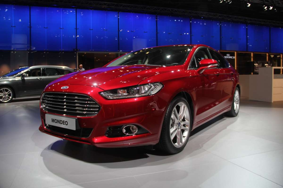 Ford Mondeo muso