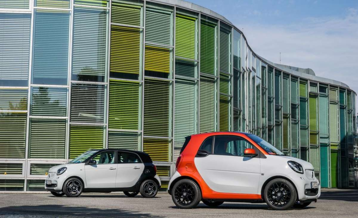 Nuove Smart 2015