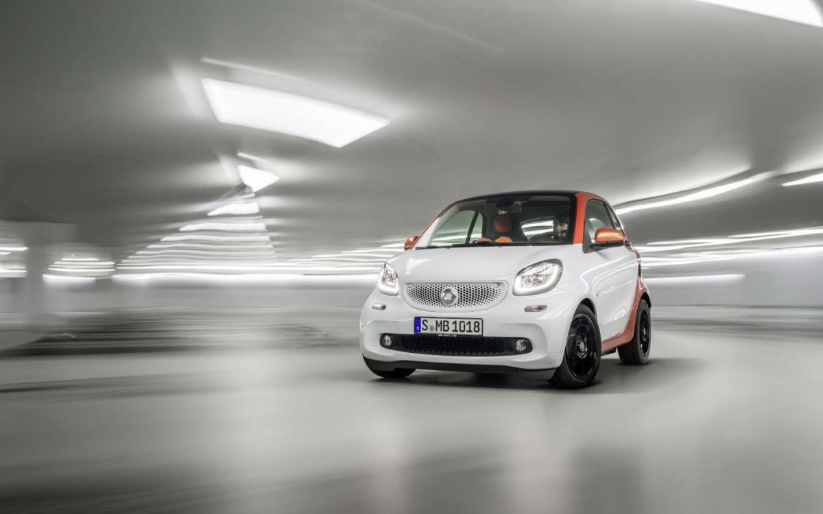 Smart Fortwo look moderno
