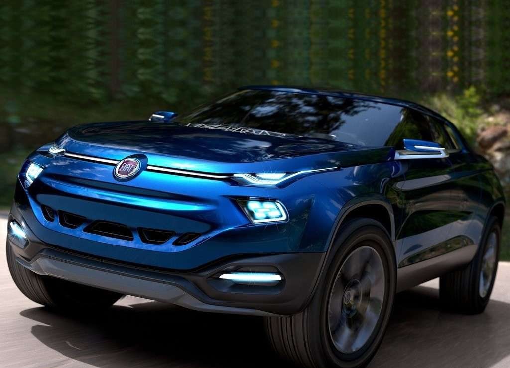 Il concept Fiat tra pick-up e coupe