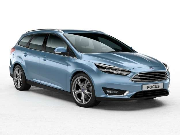 Ford Focus 2014 station wagon