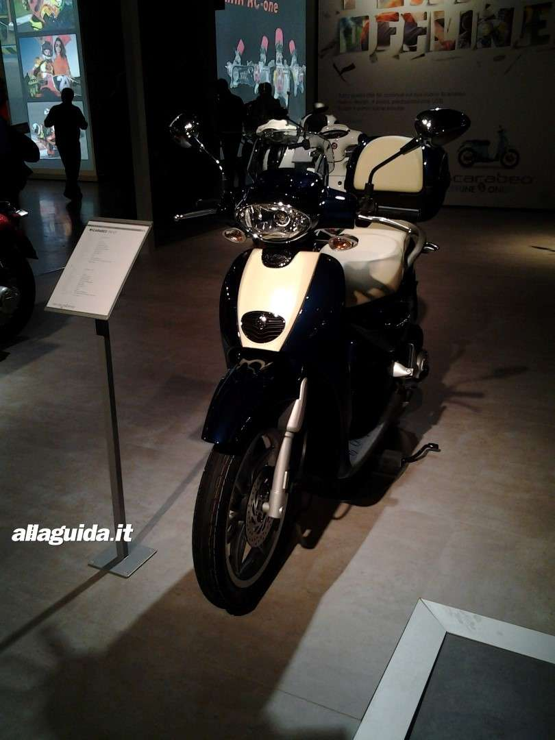 Scooter a EICMA 2014