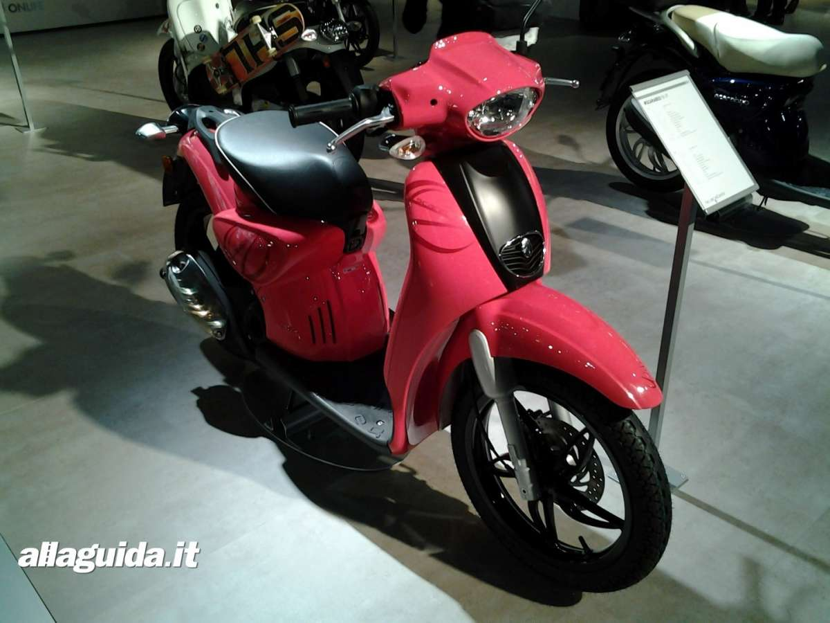 EICMA 2014 Scooter