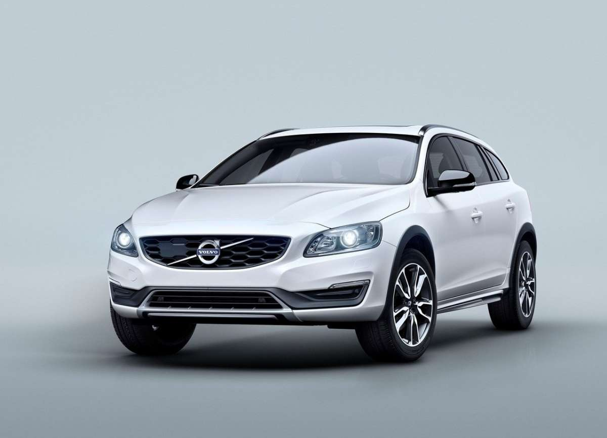 Anteriore di V60 Cross Country