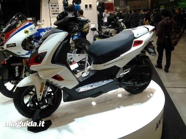 Peugeot Speedfight 50 2015