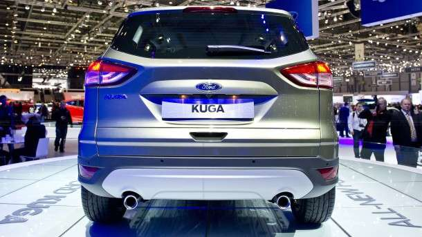 Ford Kuga, è attenta all'impatto ambientale.