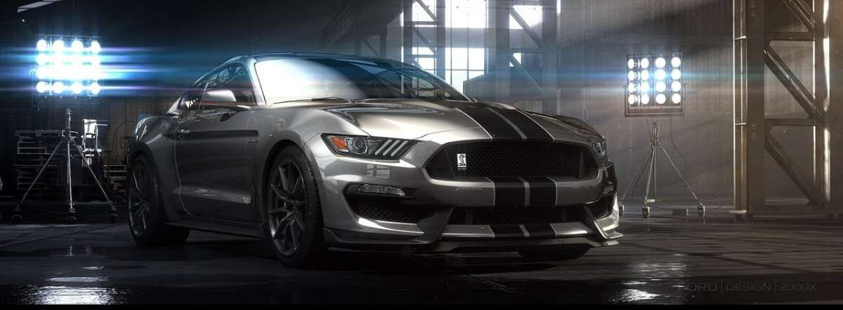 Nuova Mustang Shelby GT350 2015