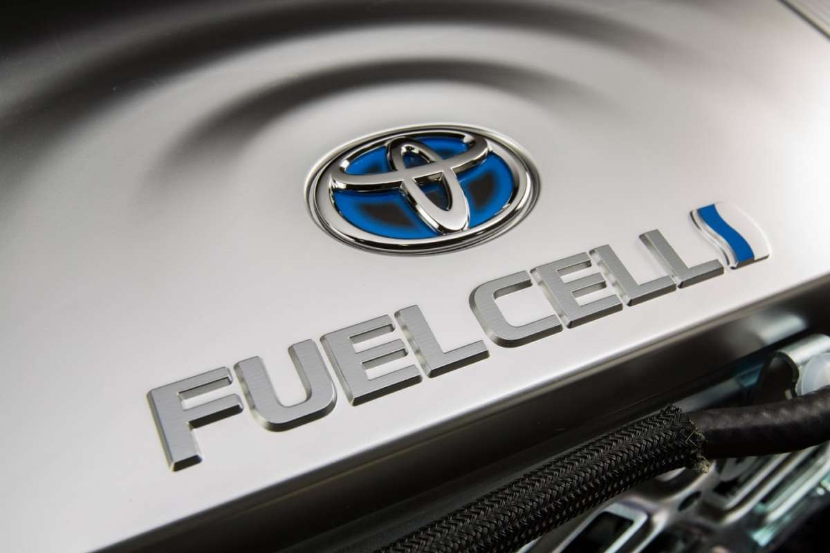 Logo Toyota Fuel Cell