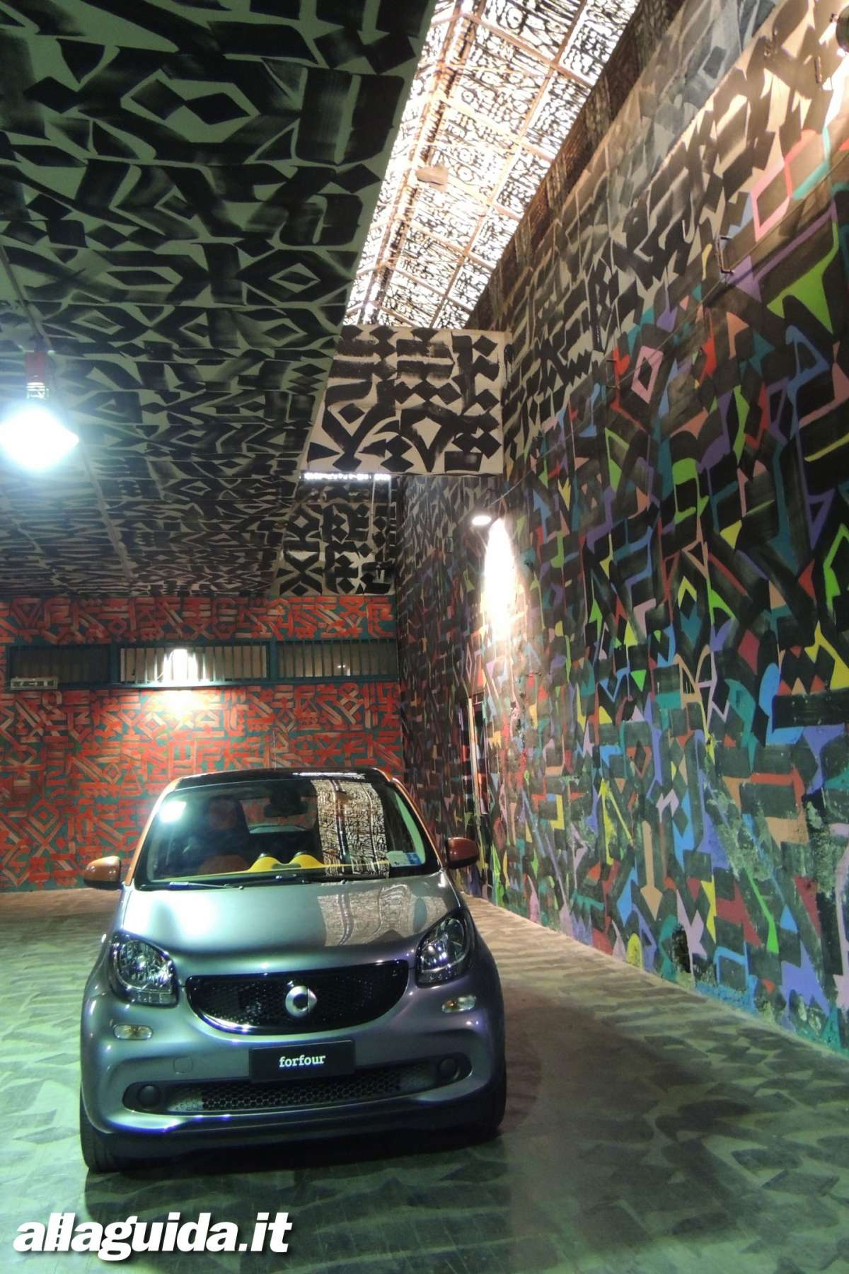muso Smart ForFour 2014