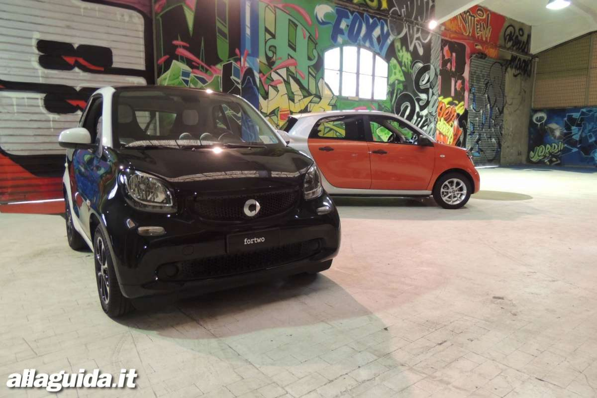 gamma Smart ForFour 2014