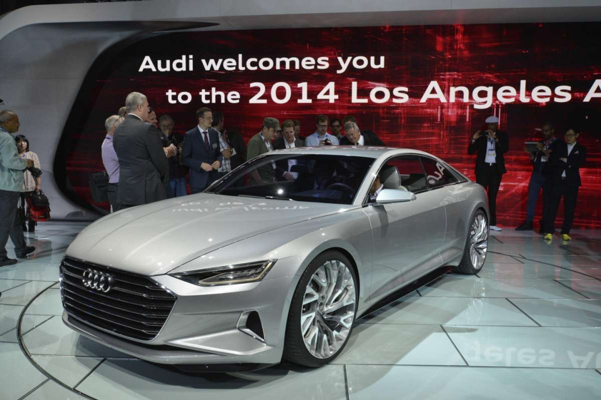 Audi Prologue concept, Salone di Los Angeles 2014 (6)