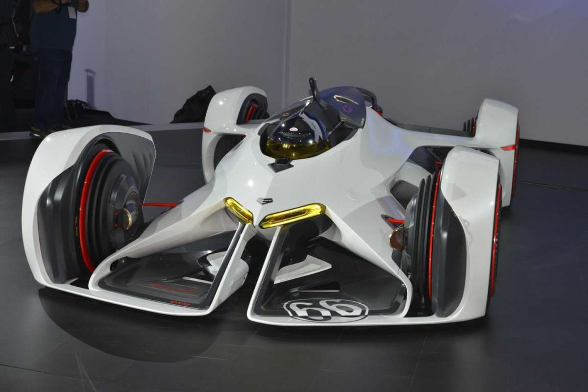 Chevrolet Chaparral 2X concept, Salone di Los Angeles 2014 (1)