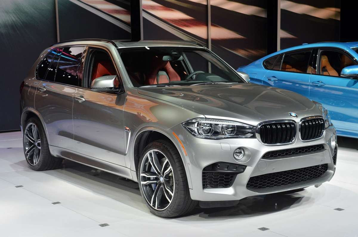 BMW X5M e BMW X6M al Salone di Los Angeles 2014