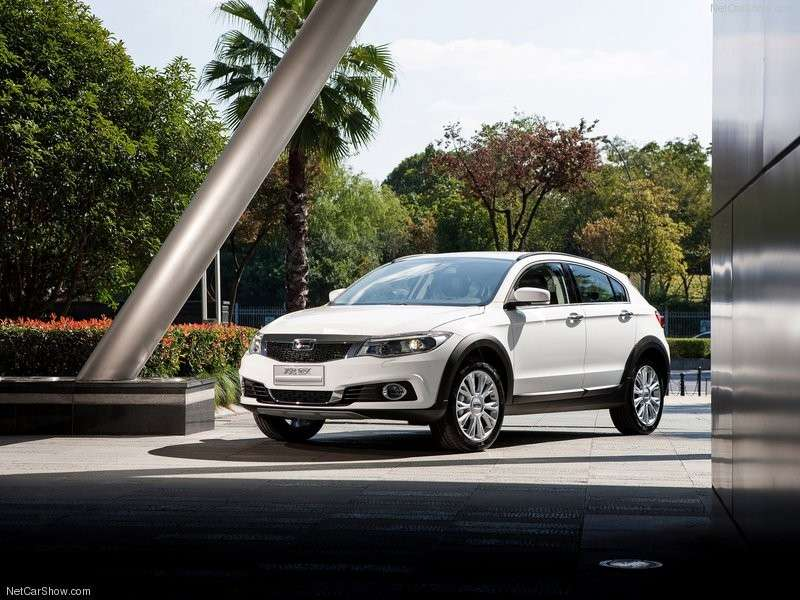 Qoros 3 City Suv White
