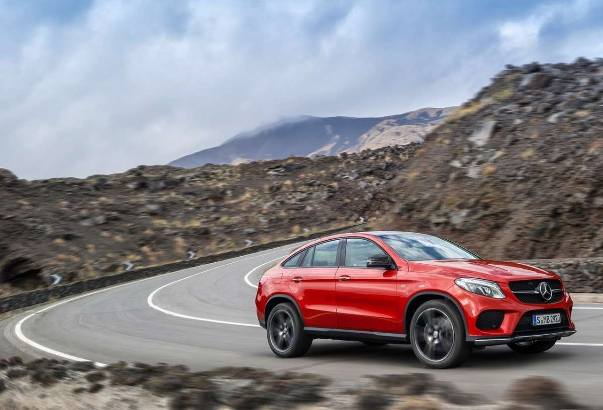 Mercedes GLE Coupè AMG