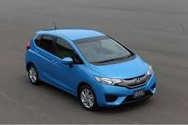 Honda Jazz, design moderno.