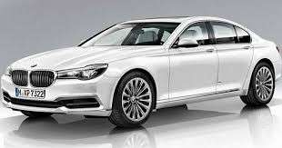 Bmw serie 7, nuovo look.