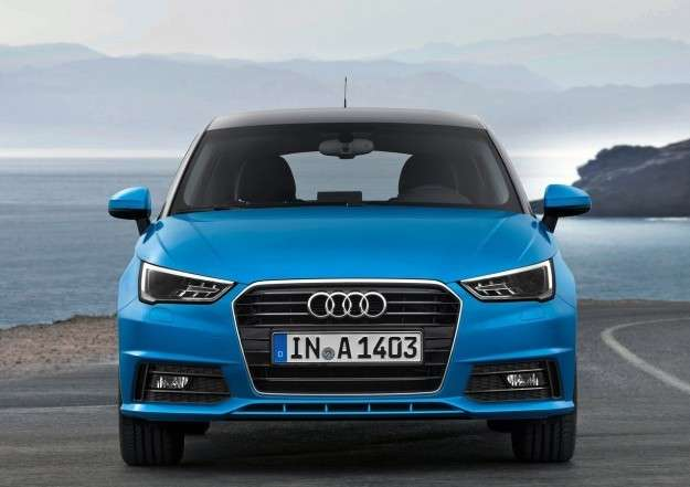 Fari full led Audi A1 Sportback 2015