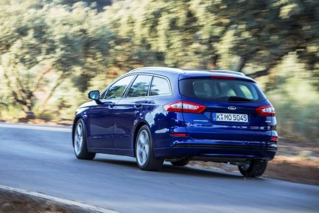 Ford Mondeo, arriva a Gennaio.