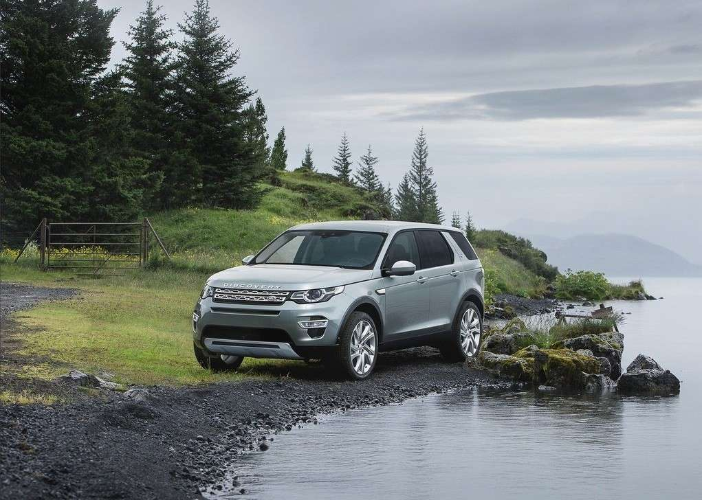 Land Rover Discovery Sport, family feeling.