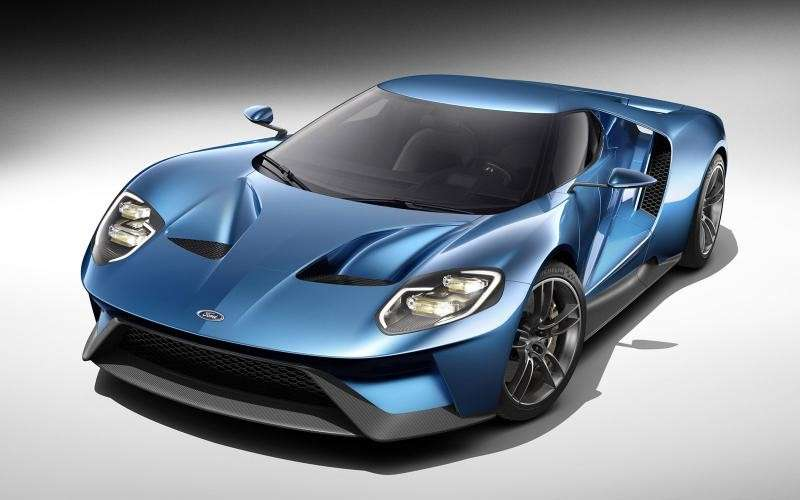 Nuova Ford GT40 2015