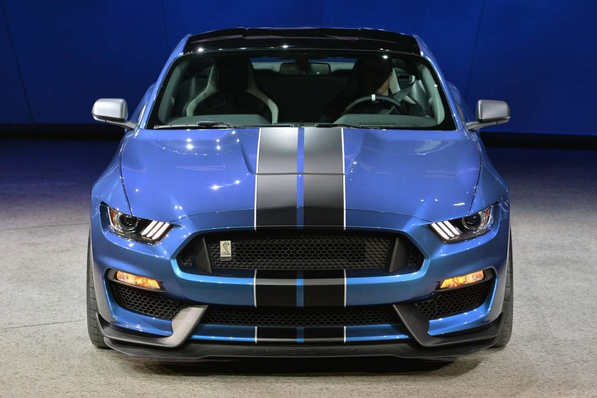 Ford Mustang Shelby modello 2015