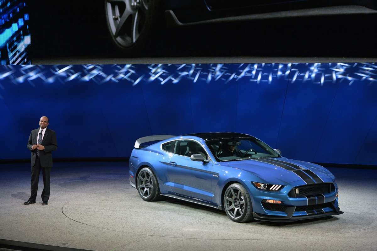 Ford Mustang GT350R caratteristiche
