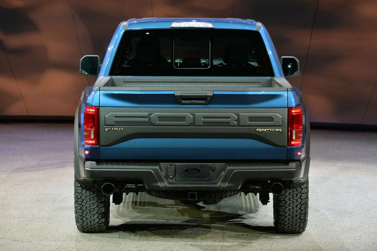 Cassone Ford F-150