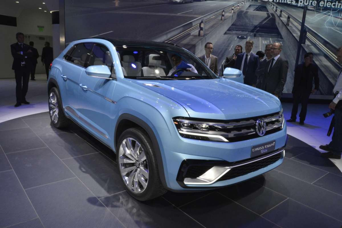 Volkswagen Cross Coupé GTE