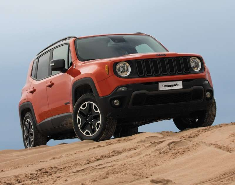 Jeep Renegade 2.0 Multijet Sport 4x4