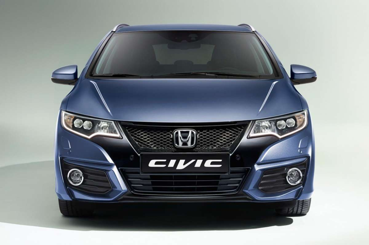 Nuova Honda Civic Tourer 2015