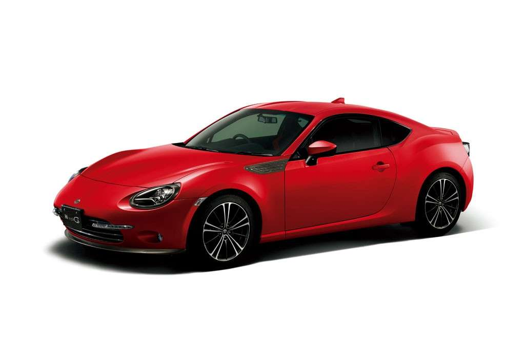 Toyota 86 Style CB Edition