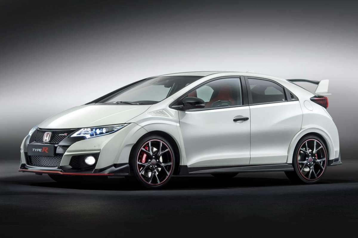 La nuova Honda Civic Type-R turbo 2015