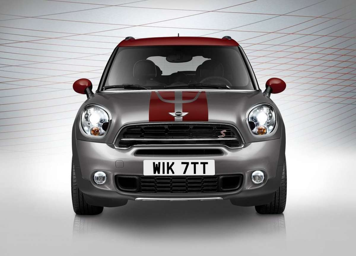 muso Mini Countryman Park Lane