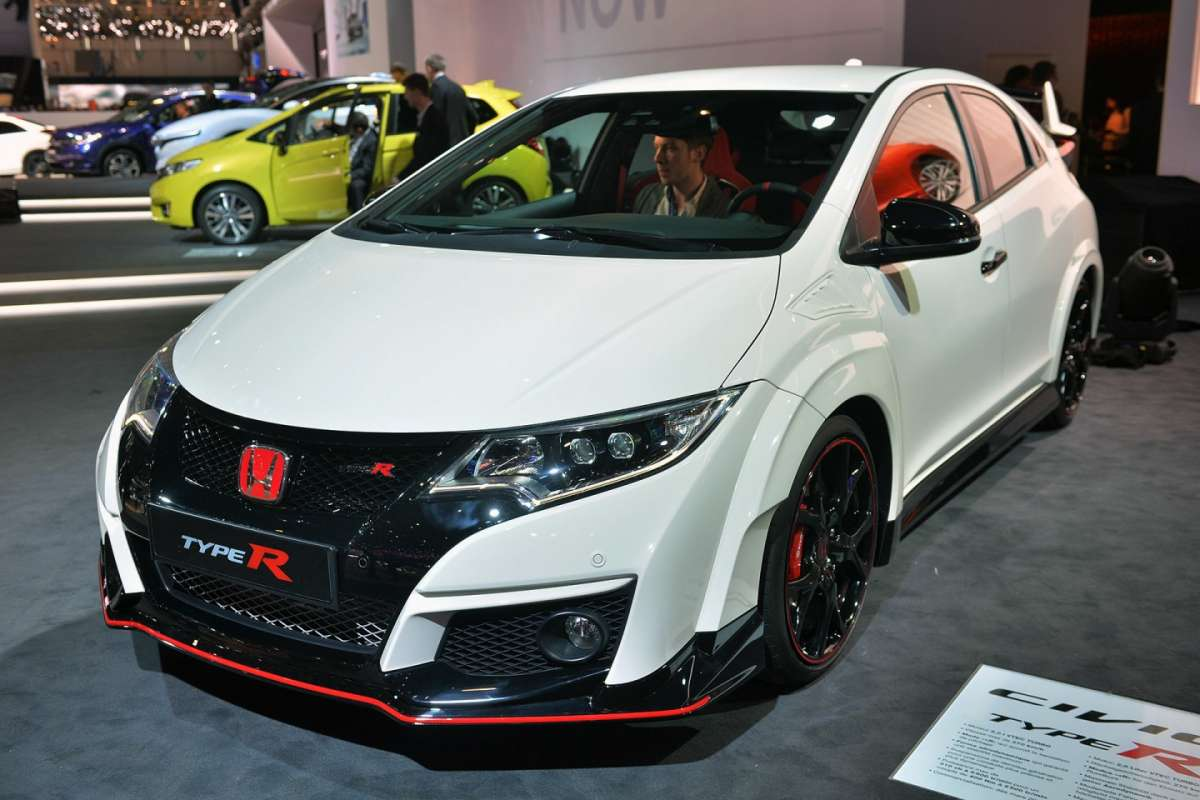 La nuova Honda Civic Type-R 2015