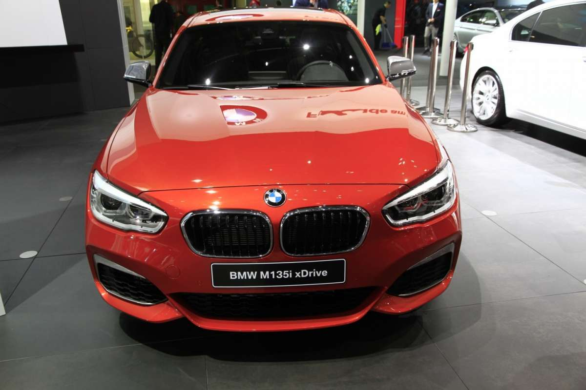 Muso BMW facelift