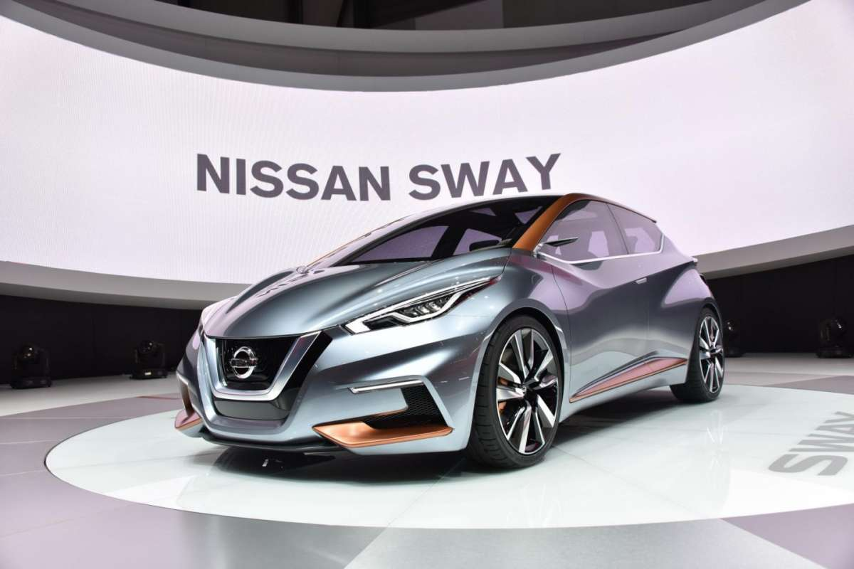 Nissan Sway,