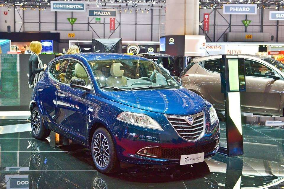 Lancia Ypsilon 30th Anniversary