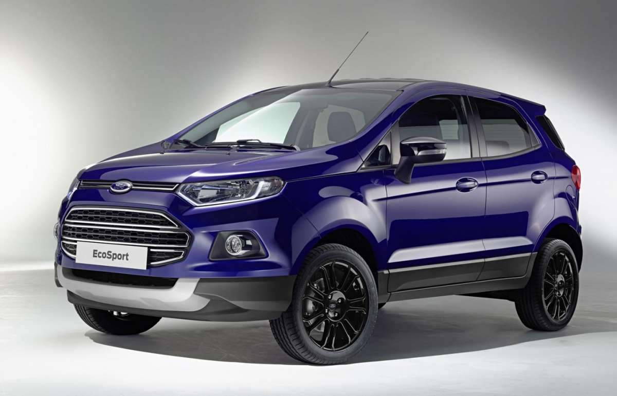 Restyling Ford Ecosport