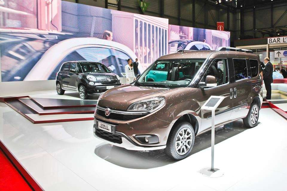 Stand Fiat
