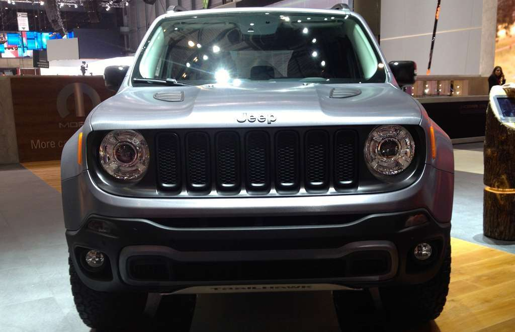 muso Jeep Renegade Hard Steel GInevra